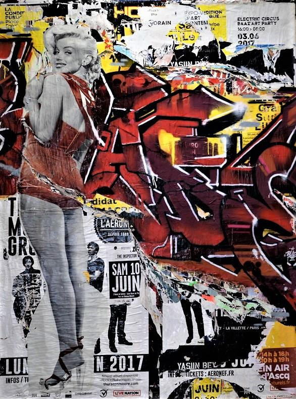 5 Marilyn Monroe Artwork Laurent Durey Marilyn