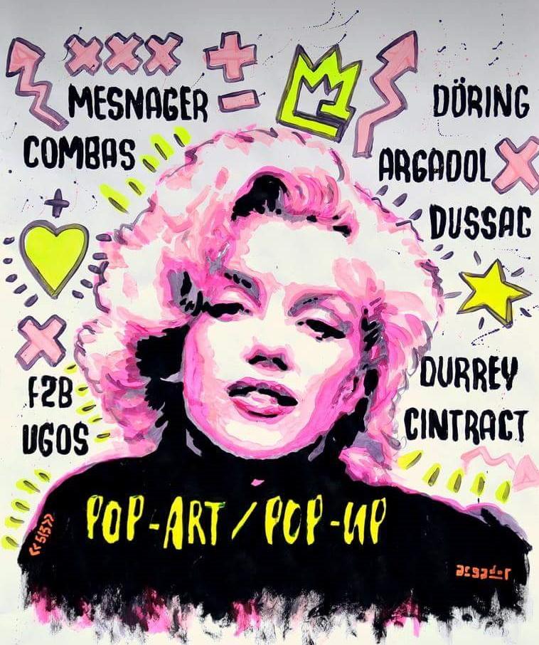 6 Marilyn Monroe par Argadol