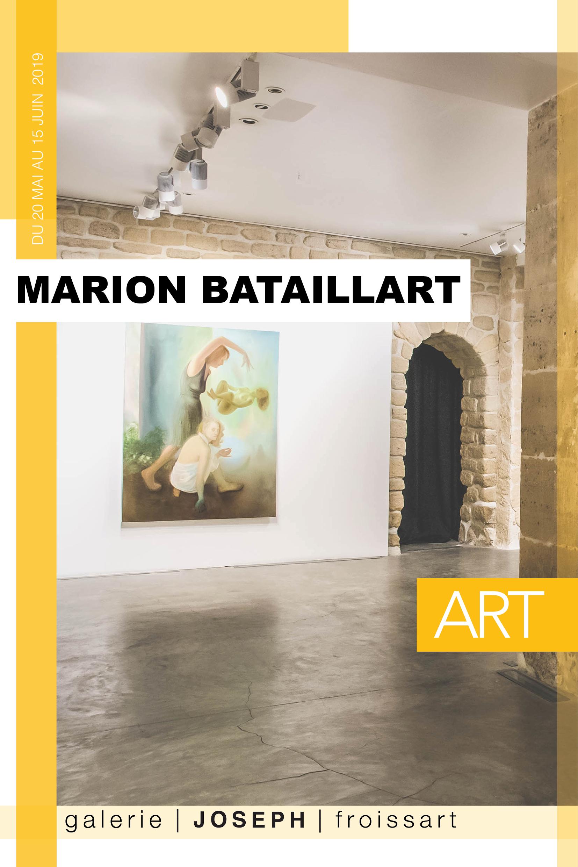"Exposition Marion Bataillard ""Inévitable Clairière Amie"""