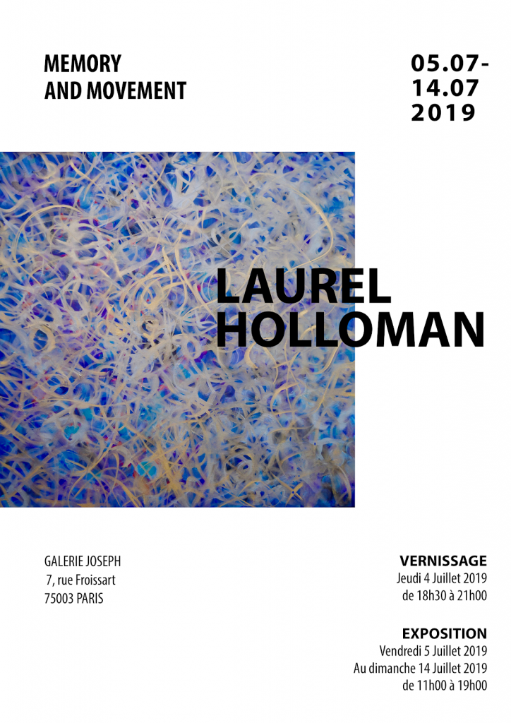 """Memory and Movement"" par Laurel Holloman"