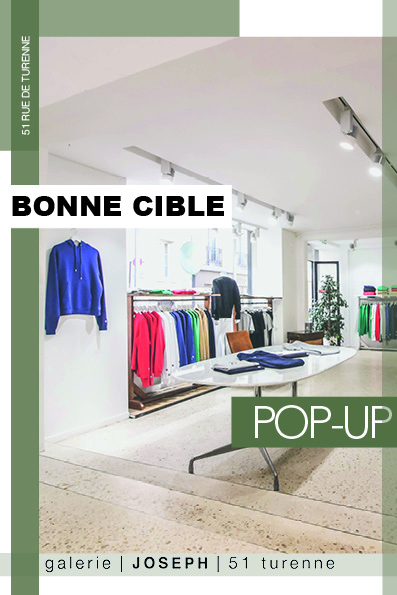 Pop up Bonne Cible