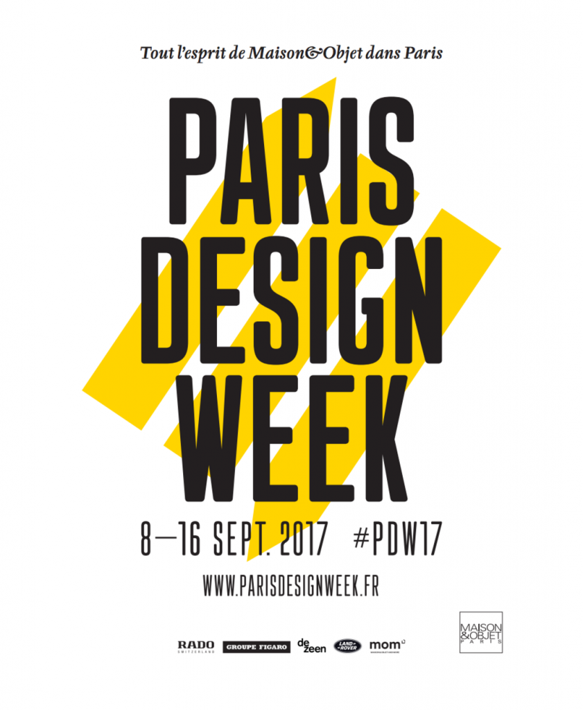 Vernissage Opening Paris Design Week 2017 Avec PERONI NASTRO AZZURO