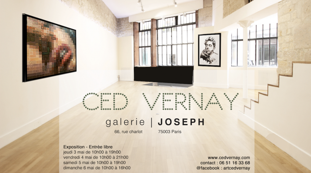 Exposition Ced Vernay