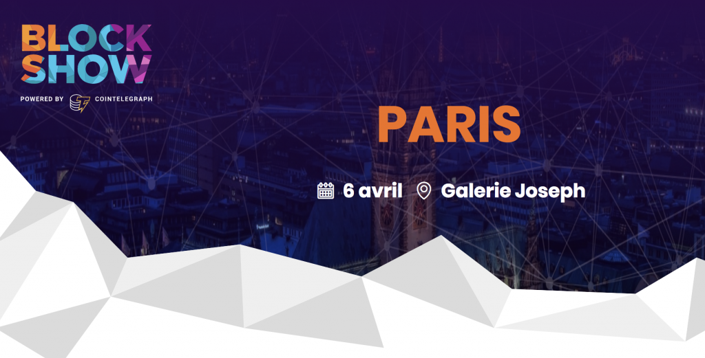 BlockShow Paris