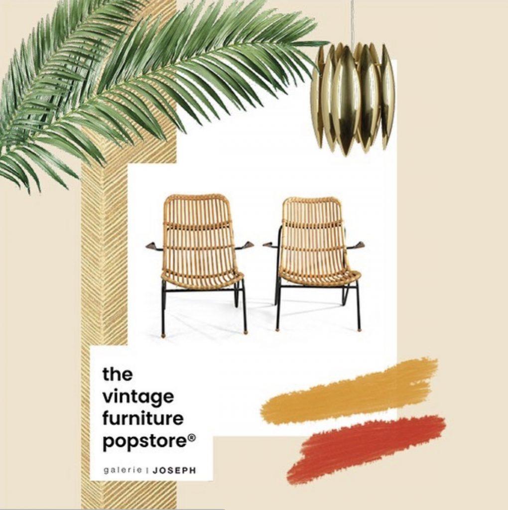 The Vintage Furniture – La Galerie d'été