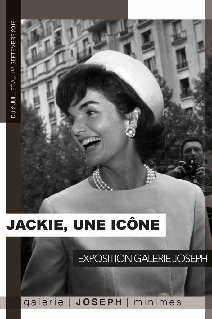 EXPOSITION JACKIE, UNE ICÔNE
