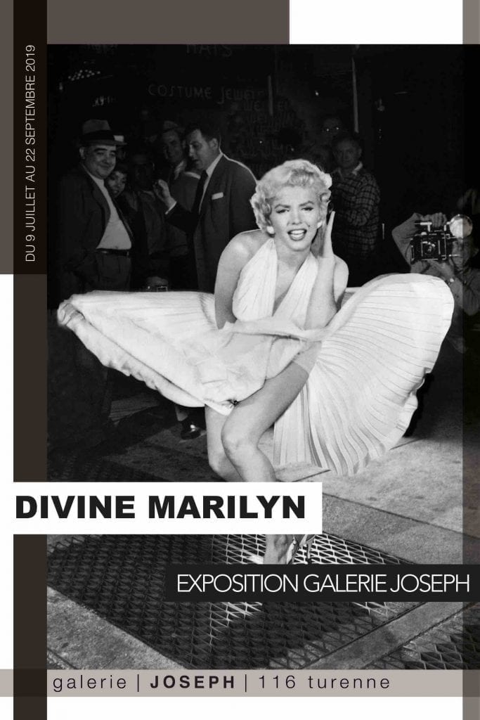 EXPOSITION DIVINE MARILYN