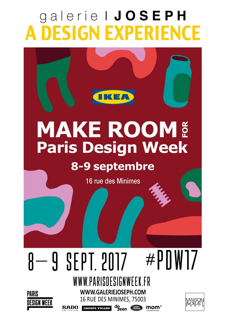 IKEA MAKE ROOM FOR PDW
