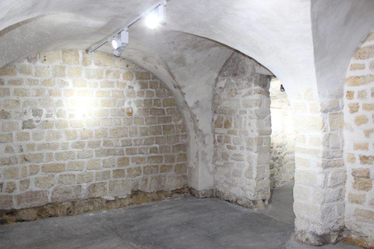 Cave show-room Saint Martin