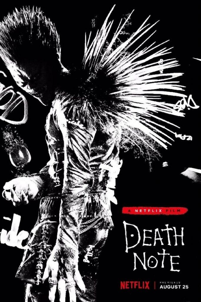 Avant première du film Death Note (by Netflix)