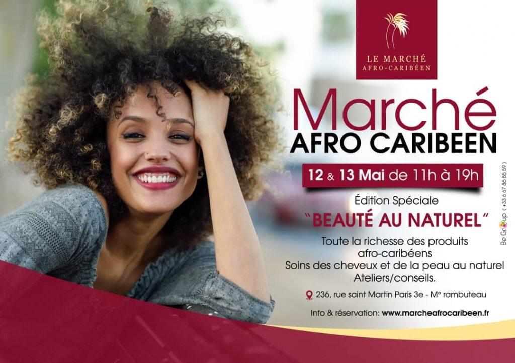 """Marché Afro-Caribéen   """"Beauté au naturel"""""""