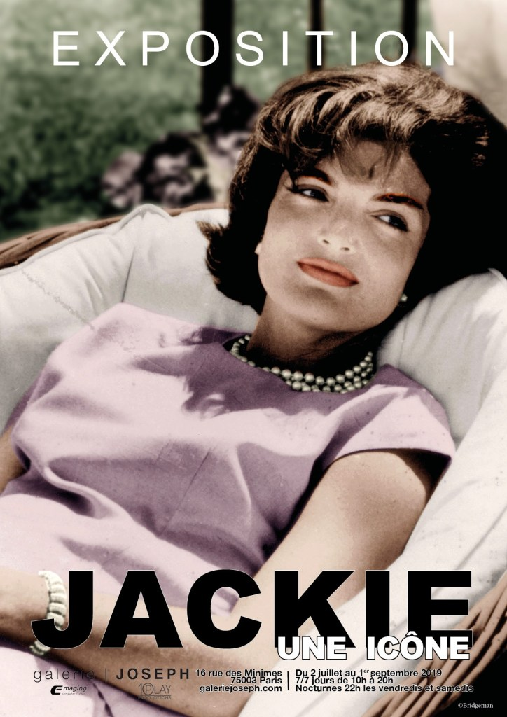 Jackie, an Icon