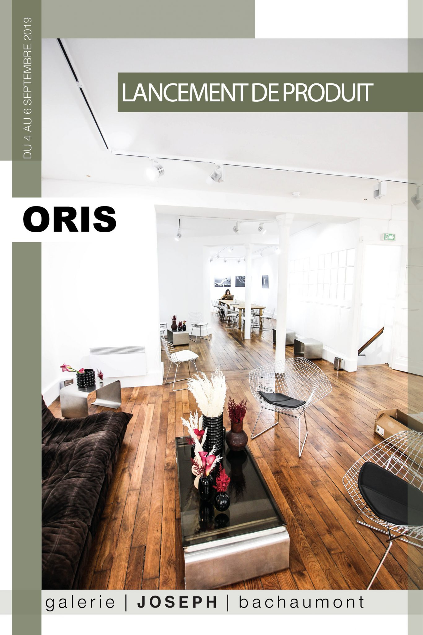 ORIS - Agence Seline