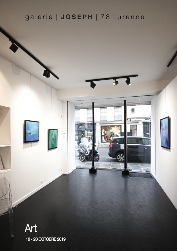 Exhibition d'art
