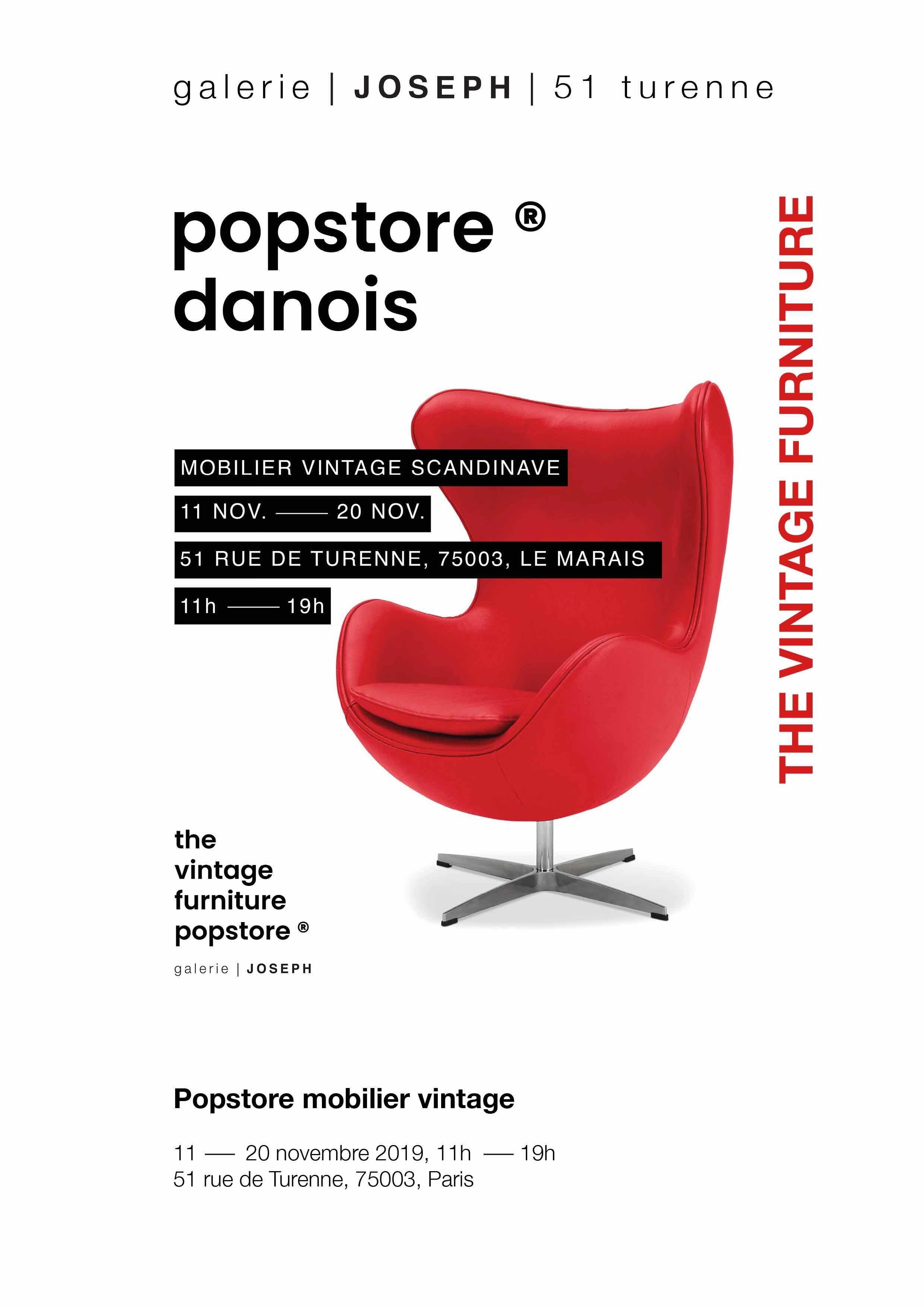 The Vintage Furniture POP Shop