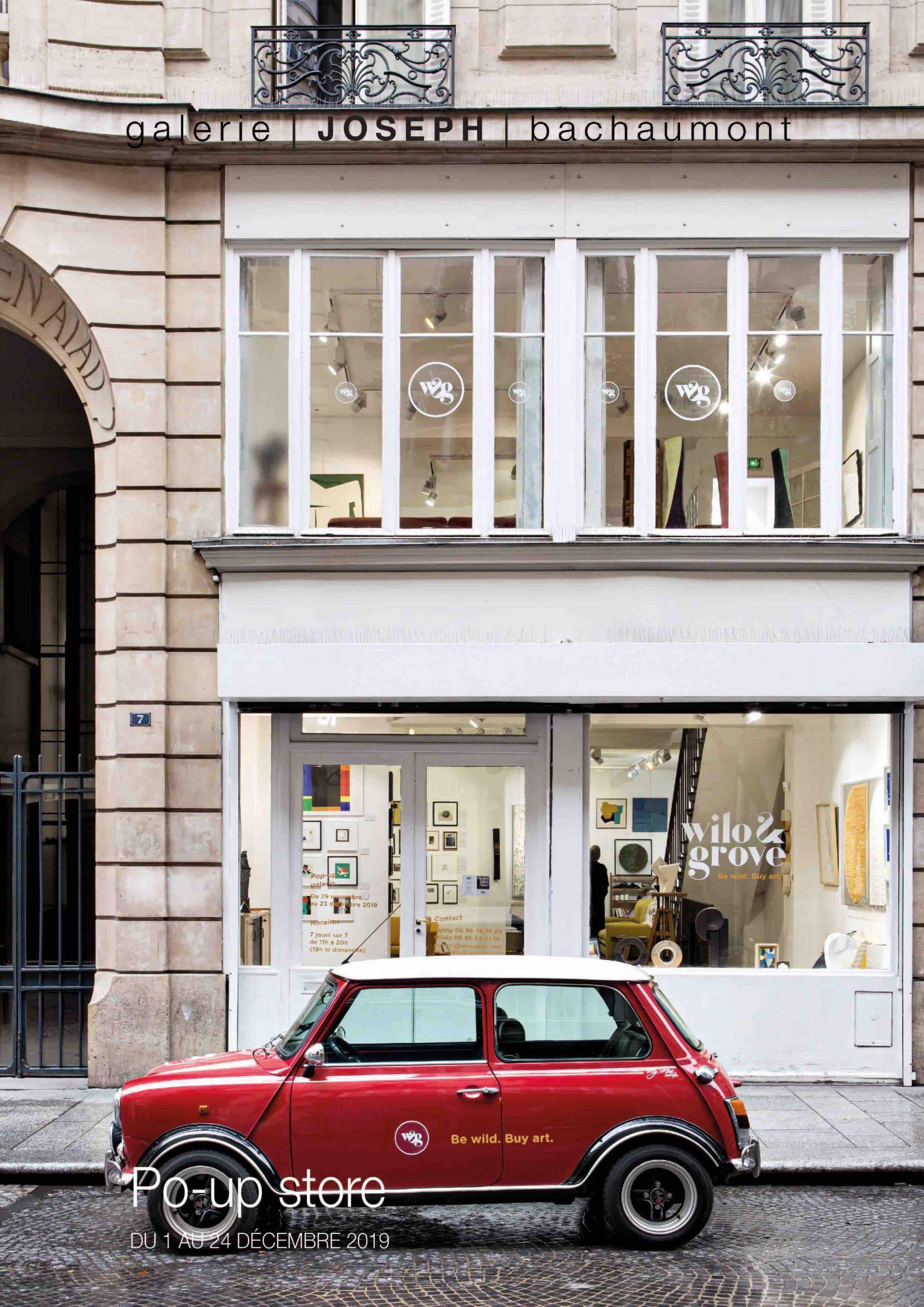 Pop Up Galerie de Noël