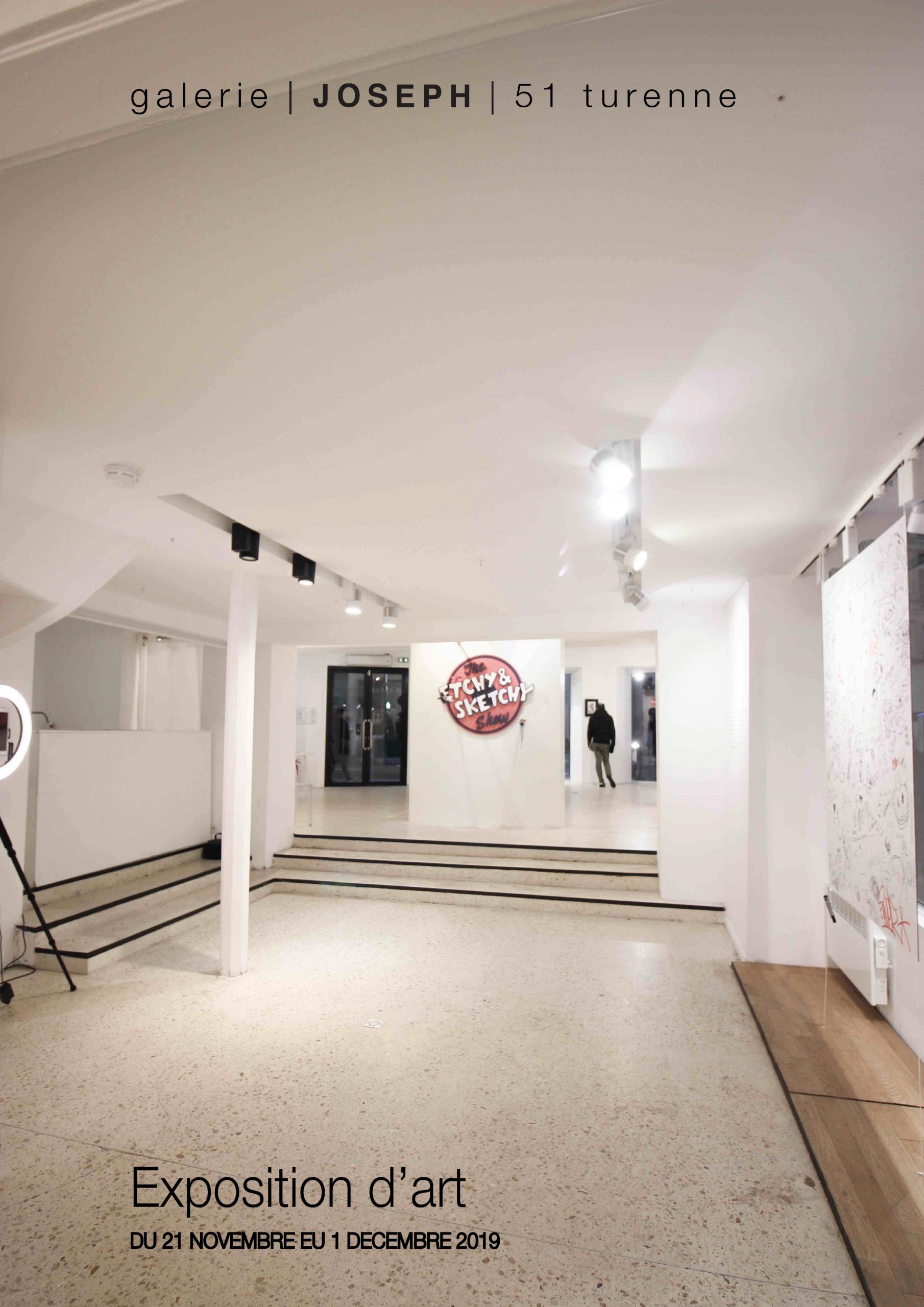 Exposition d'art - PEZ