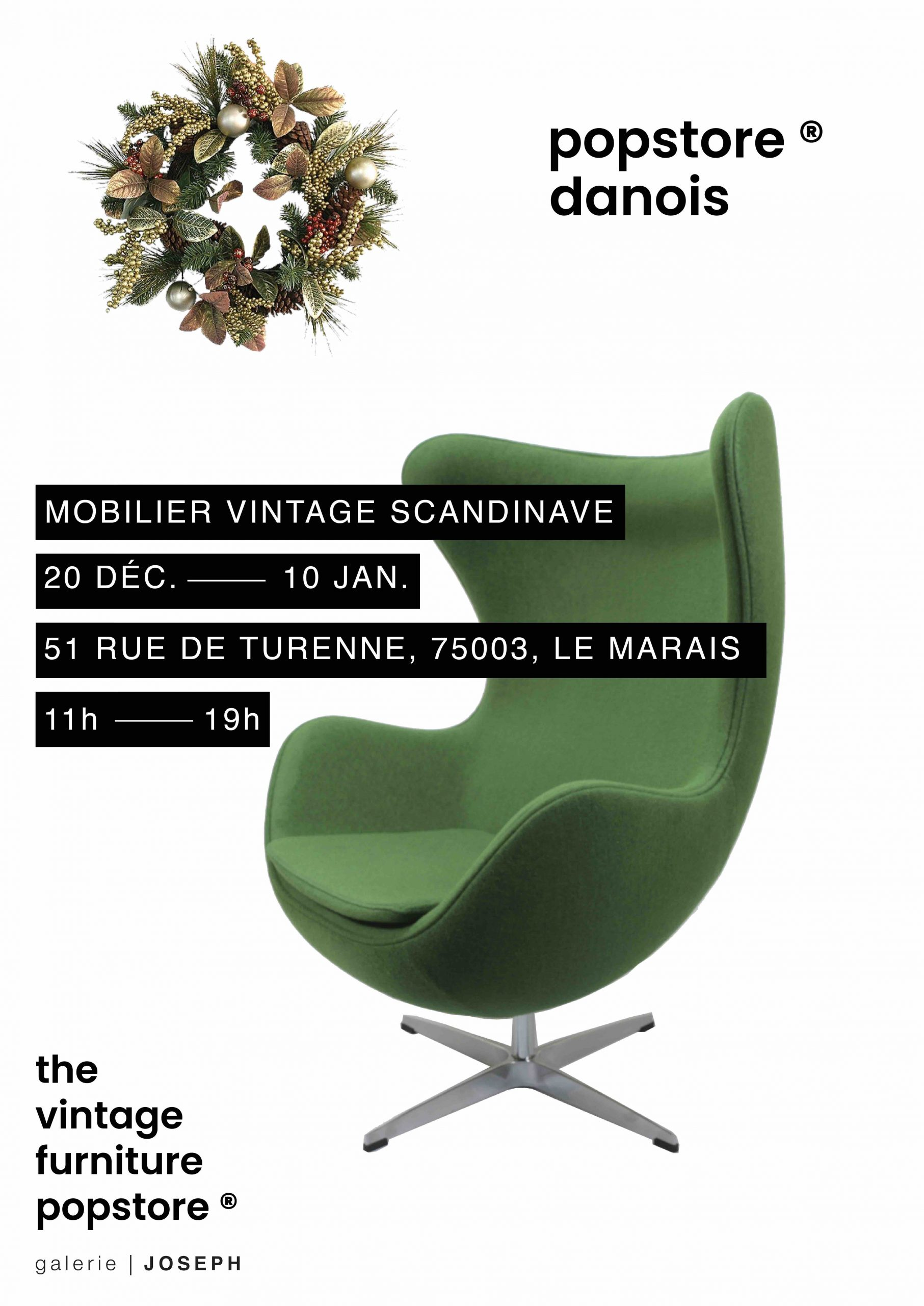 Noël Pop-up danois