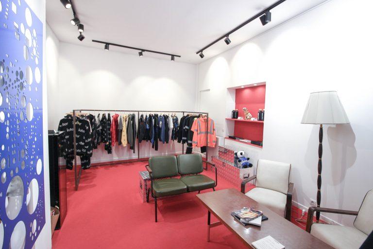 fashion week showrooms marais Paris