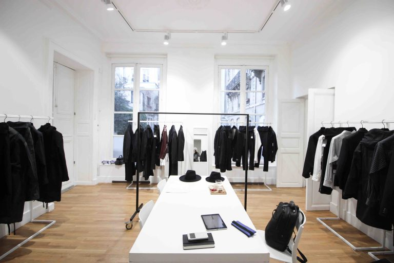Rent showroom Marais Paris
