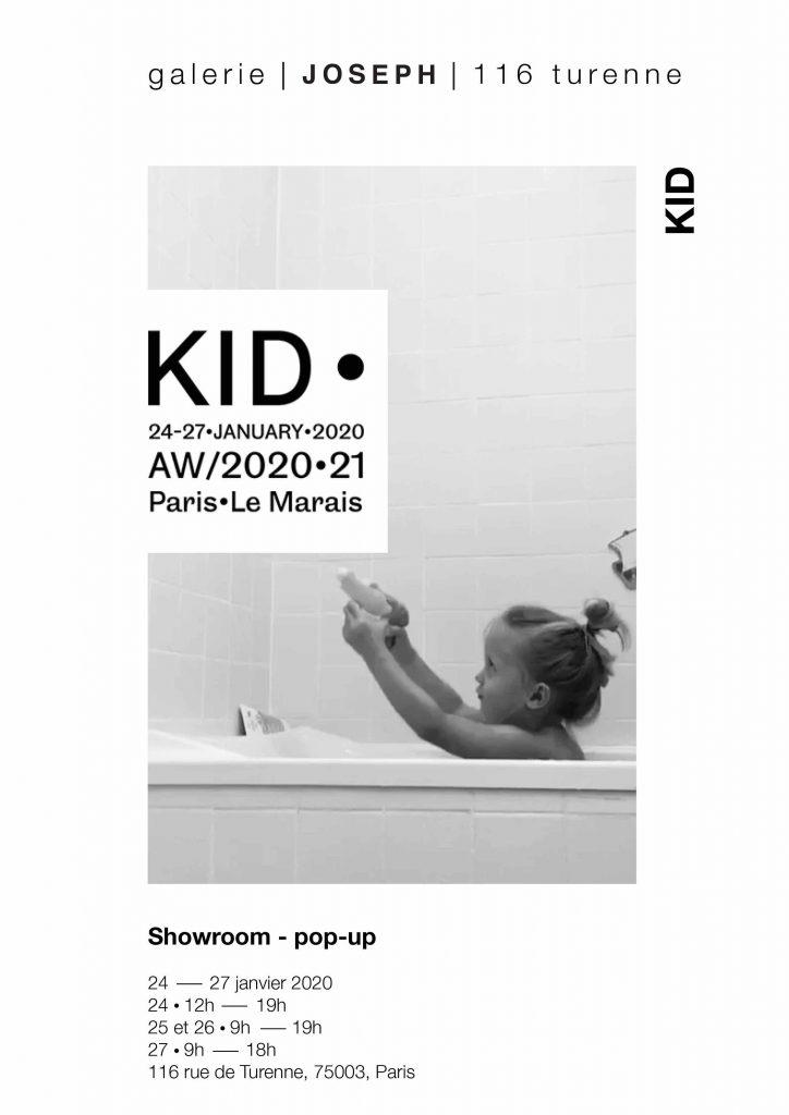 KID Week AW 2020/2021