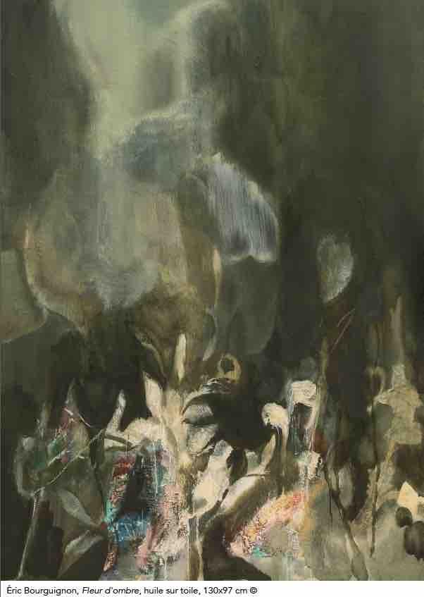 eric bourguignon nouvelle exposition paris marais galerie joseph