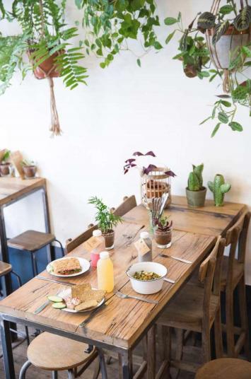 restaurant vegetarien vegan paris marais galerie joseph