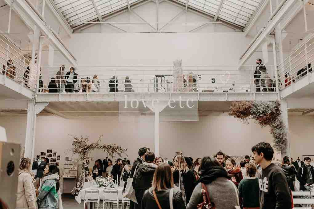 2020 Paris Wedding Fair galerie joseph marais