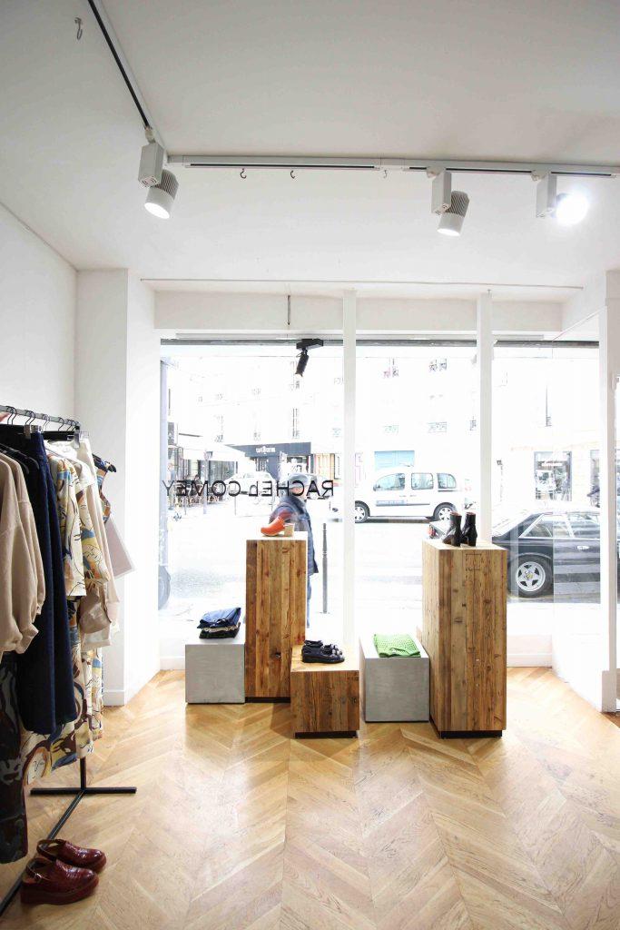 Paris fashion week showroom paris marais 2020 galerie joseph