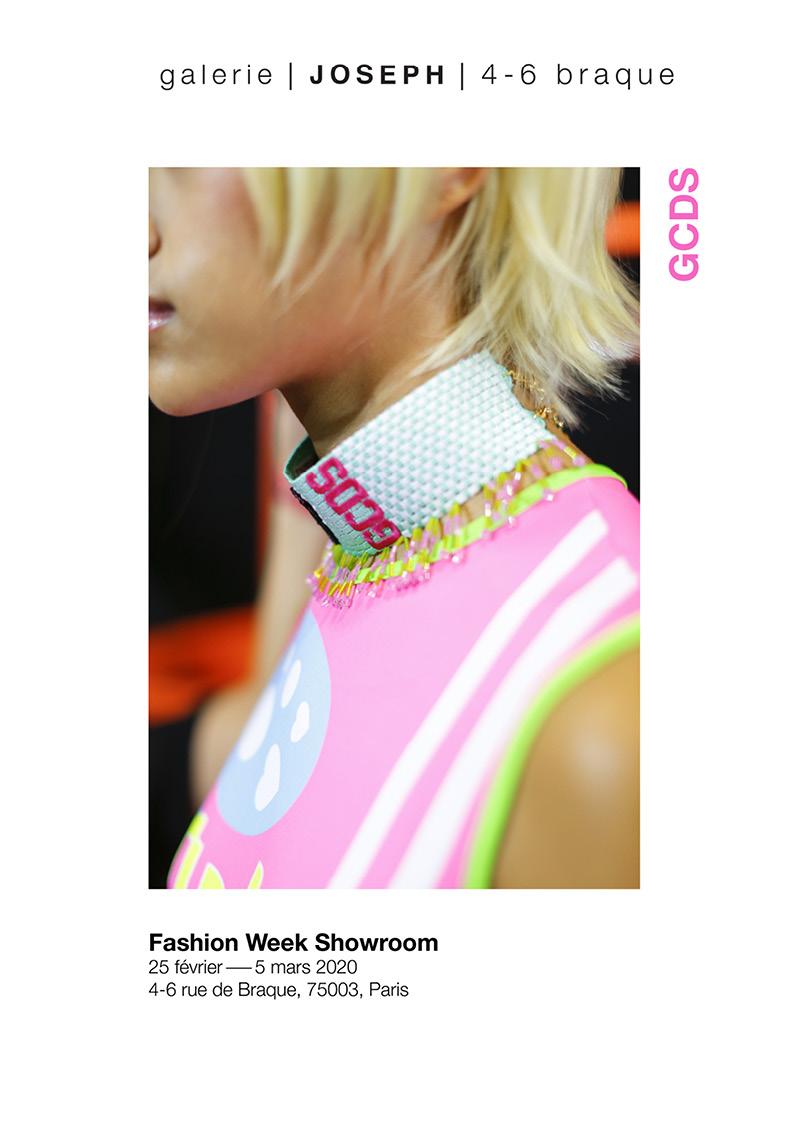Fashion Week Showroom