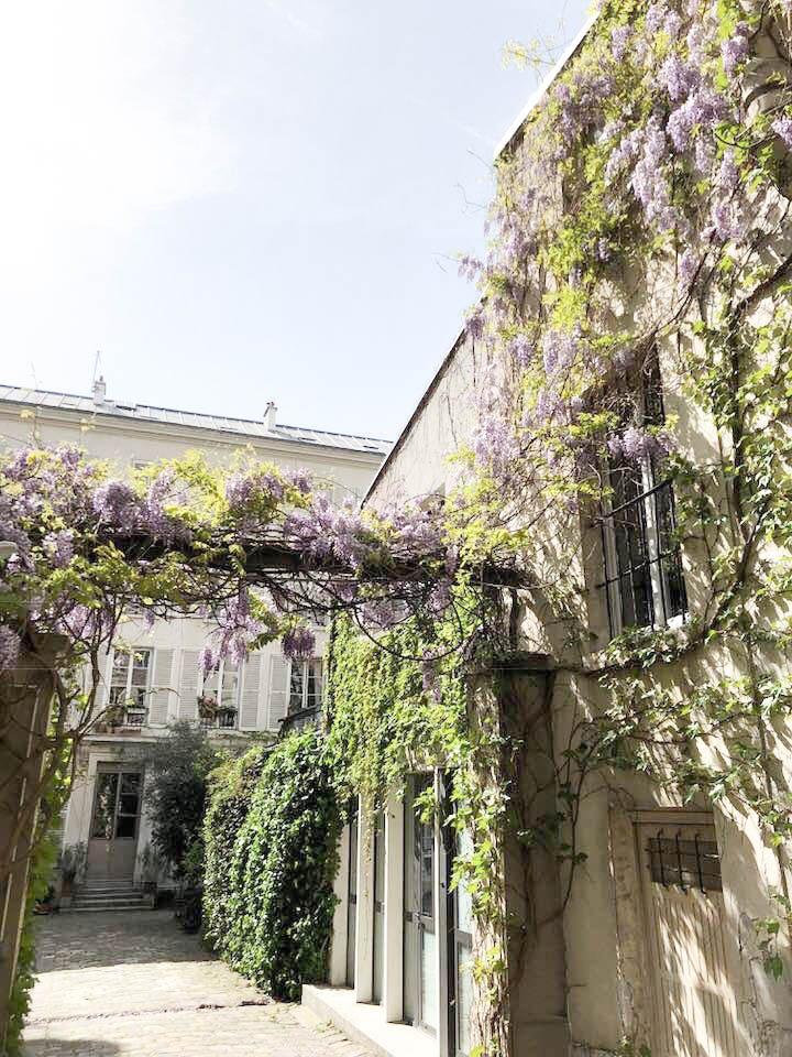 marais paris galerie joseph showroom rent art gallery