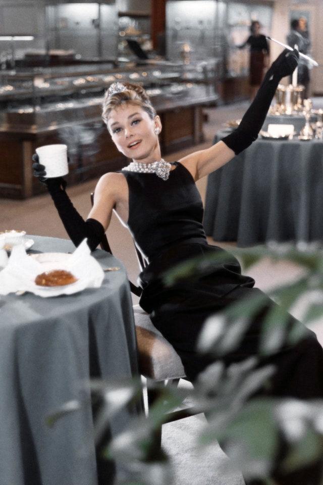 Meilleur film à revoir: Breakfast at Tiffanys