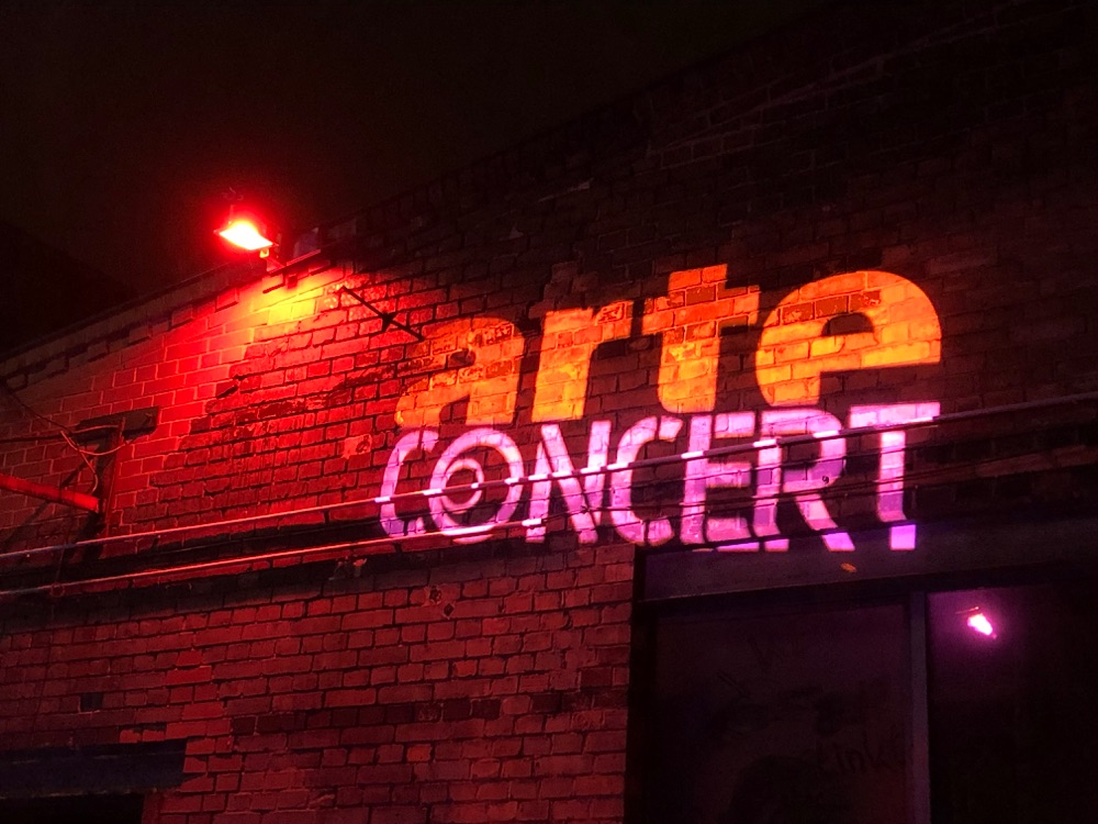 Arte Concerts en ligne