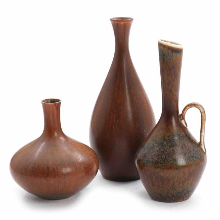 Des vases en gré - Carl Harry Stalhane