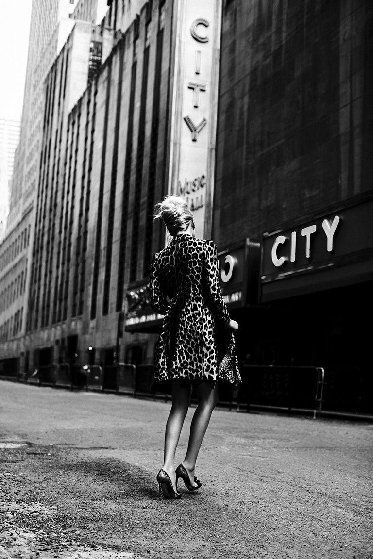 Stephanie Pfriender Stylander Dream, Grazia, New York, 2012 ©