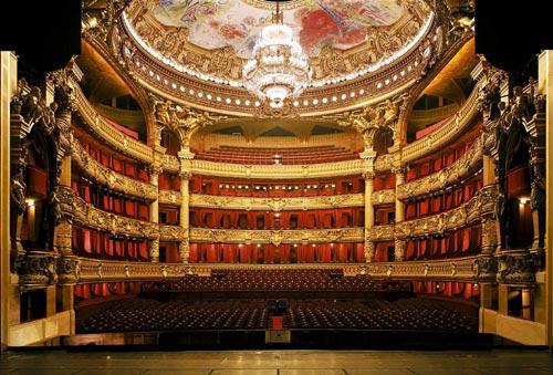 Opéra de Paris Concerts en ligne