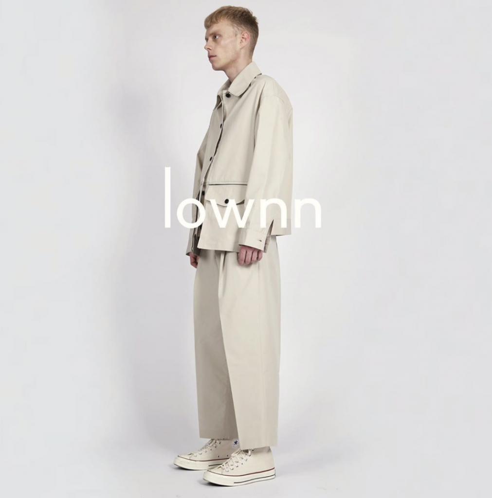lownn prêt-à-porter masculin
