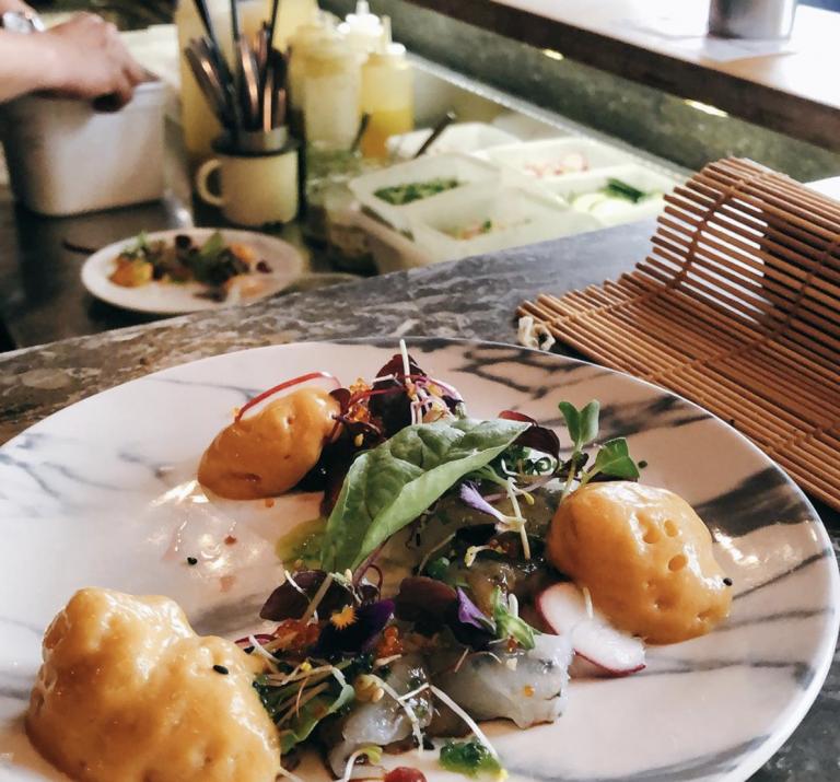soma restaurant japonais dans le marais