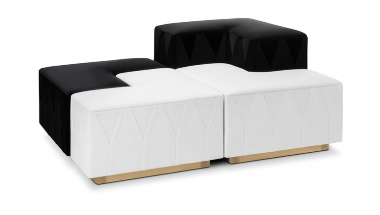 SOFA MODULAIRE AXEL HUYNH