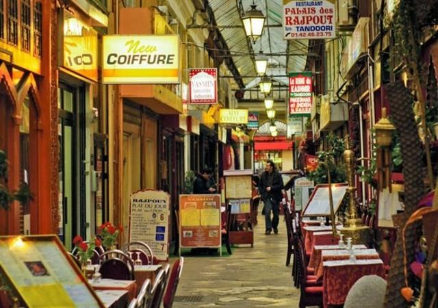 Passage brady à Paris