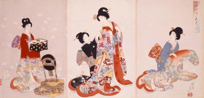 beauty secrets of Japanese women