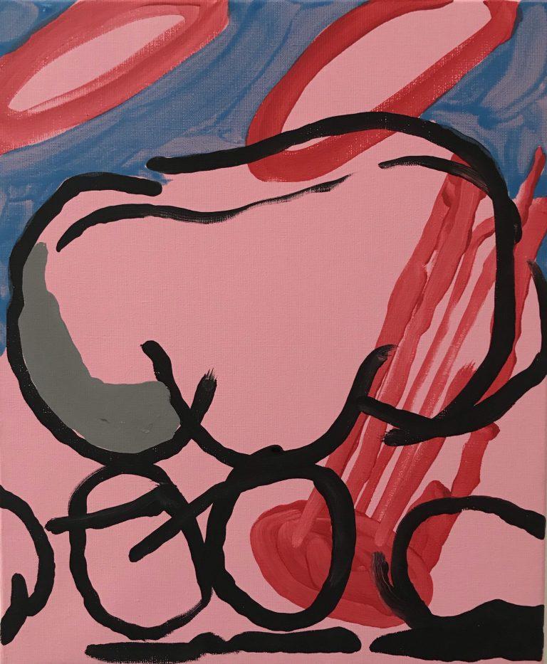 L'oeuvre Birthday Punch 2 de Mario Picardo