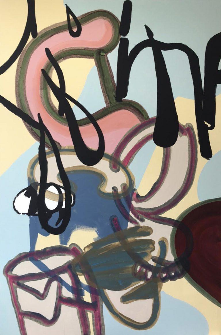 L'oeuvre Sans titre 15 de Mario Picardo